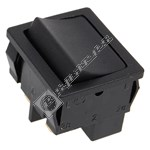 Vacuum Rocker Switch 2 pole