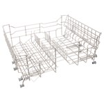 Dishwasher Upper Basket - Silver