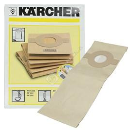 Floor Polisher Paper Filter Bag - Pack of 3 - ES507824