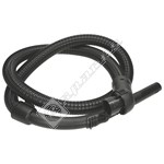 Black Flexible Vacuum Hose Assembly