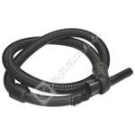 Black Flexible Vacuum Hose Assembly
