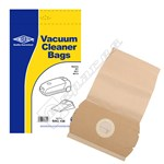 Electruepart BAG134 Goblin Vacuum Dust Bags (401 Type) - Pack of 5