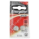 EPX76 1.55V Silver Oxide Button Cell