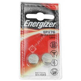 EPX76 1.55V Silver Oxide Button Cell - ES1754467