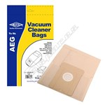 Electruepart BAG130 AEG Grobe 22 Vacuum Dust Bags - Pack of 5