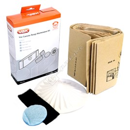 Vax Vacuum Cleaner Multifunction Bag and Filter Maintenance Kit - ES509233