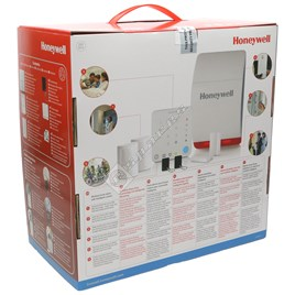 Honeywell Livewell Wireless Home Alarm Kit With Intelligent Control