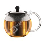 Bodum Assam Tea Press With Stainless Steel Filter - 0.5 Litre