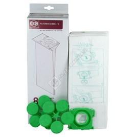 Sebo 6629ER Filterbox Airbelt Vacuum Bag - Pack of 8 - ES139106