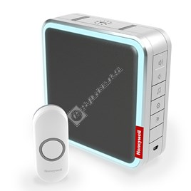 Honeywell Livewell Grey Wireless Halo Doorbell Kit - ES1771117