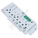 Tumble Dryer User Interface PCB