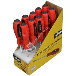 Box of 10 Pz2 Screwdriver - ES1665909