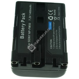 Compatible NP-FM50 Camera Battery - ES1614077