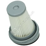Vacuum Cleaner Dust Canister Pleated Filter