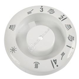 Tricity Bendix White Dishwasher Timer Cycle Indicator Knob Ring - ES103946