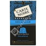 Carte Noire Espresso No.5 Décaféiné Coffee Capsules – Pack of 10