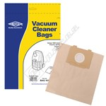 Electruepart BAG161 AEG Grobe 28 Vacuum Dust Bags - Pack of 5