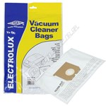BAG362 High Quality E42N/E42/E10 Filter-Flo Synthetic Dust Bags - Pack of 5