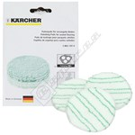 Karcher Floor Polisher Sealed Parquet/Laminate Polishing Pads