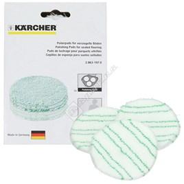 Floor Polisher Sealed Parquet/Laminate Polishing Pads - ES1566900