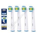 Braun Oral-B 3D White Toothbrush Heads - EB18-4