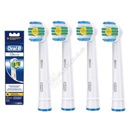 Braun Oral B 3D White Toothbrush Heads EB18 4