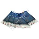 Stainless Steel Surface Conditioner Cloths - Pack of 5
