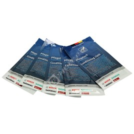 Stainless Steel Surface Conditioner Cloths - Pack of 5 - ES1083342