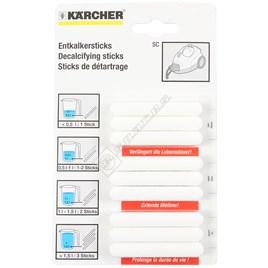 Karcher Steam Cleaner Descaler Sticks - ES1073254