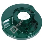 Green Vacuum Cleaner Motor Hood