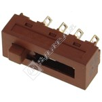 Cooker Hood 4 Position Speed Switch