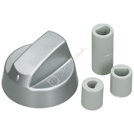 Universal Multifit Cooker Control Knob - Silver - ES1667291
