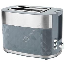 Prestige 47171 Stainless Steel 2 Slice Toaster - Grey - ES1780758