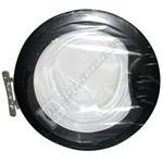Washing Machine Door Assembly - Black