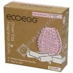 Ecoegg Tumble Dryer Spring Blossom Dryer Egg Fragrance Refill Sticks