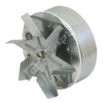 Oven Fan Motor with Mounting Plate Assembly