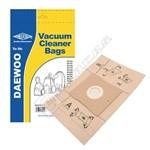 BAG149 VCB005 Vacuum Dust Bags - Pack of 5