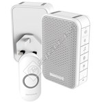 Honeywell Series 3 Livewell Wireless Portable And Plug-In Door Chime Kit