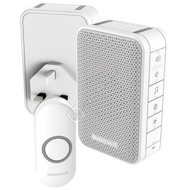 Honeywell Series 3 Livewell Wireless Portable And Plug-In Door Chime Kit - ES1747875