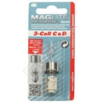 3-Cell Mag-Num Star II Xenon Replacement Bulb