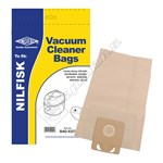 Electruepart BAG9327 Nilfisk GD Vacuum Dust Bags - Pack of 5