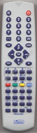 Replacement Remote Control for 21 C60UK - ES515211