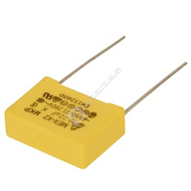 Flymo Garden Appliance Capacitor for Electric Wheeled Mowers - ES931886