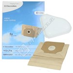 E13N Vacuum Cleaner Paper Bag and Filter Pack