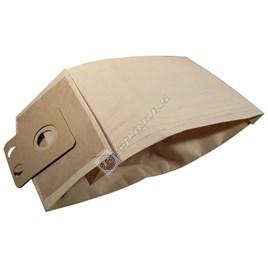 Pack of 5 Vacuum Cleaner Paper Dust Bag - ES1605231