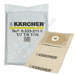 Vacuum Cleaner Paper Dust Bags - Pack of 10
