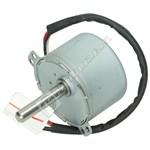 Dishwasher Water Distributor Geared Drive Motor