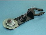 Vacuum Cleaner Clutch Assembly