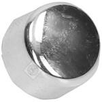 Rangemaster Burner Ignition Button - White & Chrome