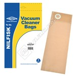 Electruepart BAG237 Nilfisk Vacuum Dust Bags (GU Type) - Pack Of 5